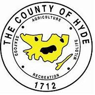 Hyde County seal