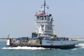 The Roanoke. Photo courtesy of NC Ferry Division.