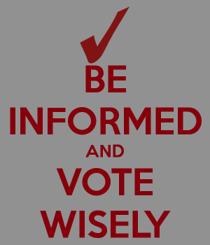 be-informed-and-vote-wisely