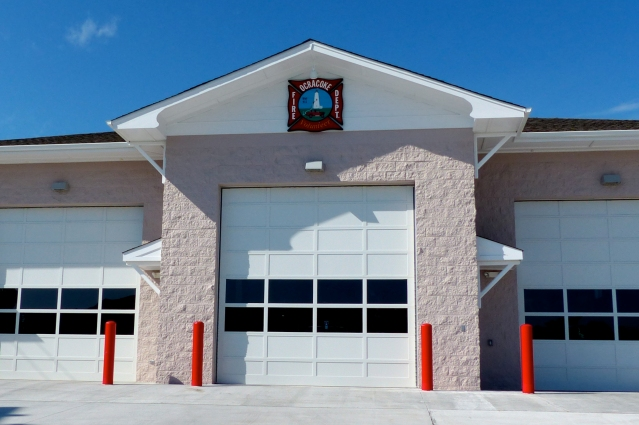 OVFD firehouse from front
