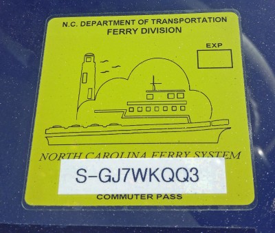 Ferry Priority pass