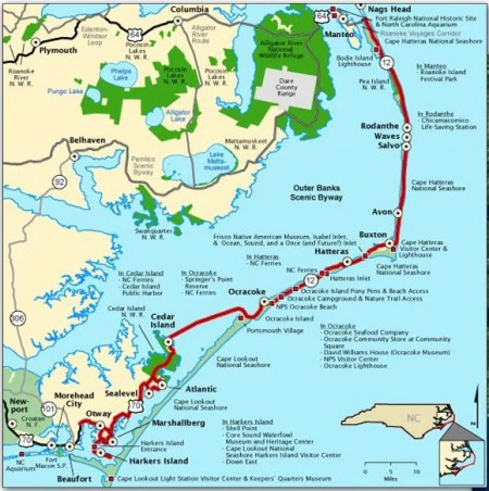 The Outer Banks Byway