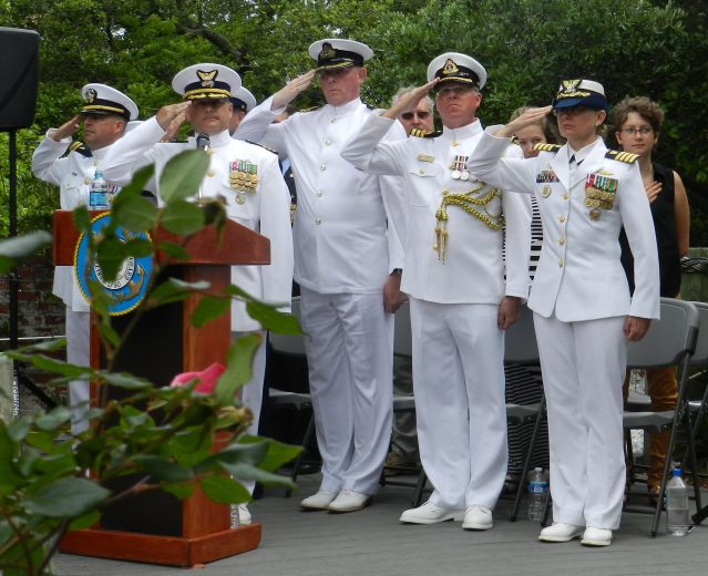 The final salute to those who died in defense of the United States.