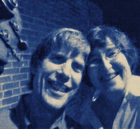 Robbie Link and Alison Wiener
