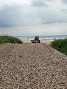 Ramp 63 on Ocracoke. Photo courtesy of National Park Service