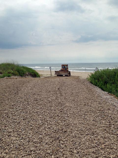 Ramp 63. Photo courtesy of National Park Service
