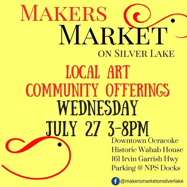 Makers Marketon Silver Lake.7.27