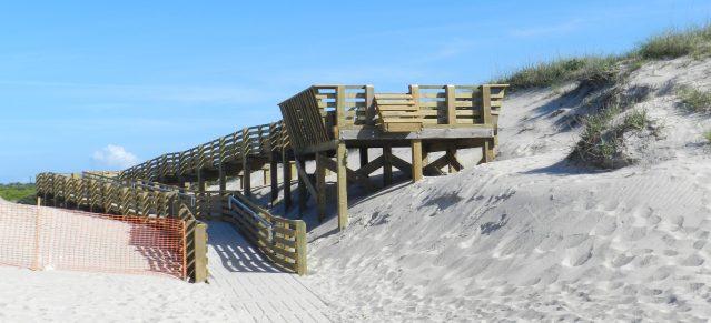 Lifeguard beach