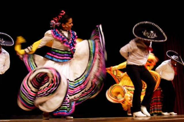 The Ballet Folklorico Guadalupano will perform and teach during the Latino Fest de Ocracoke on Saturday at Ocracoke School.
