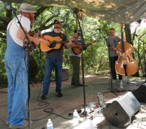 Oak Grove String Band, Ocrafolk Festival, Ocracoke, N.C.