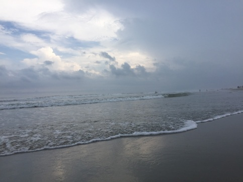 Southpoint beach, Ocracoke NC