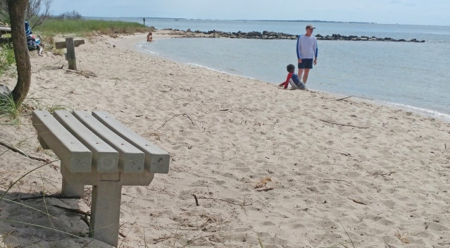 Springers Point, Ocracoke, NC